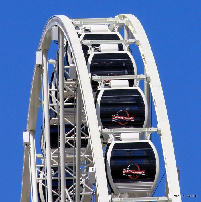 Capital Wheel - R60