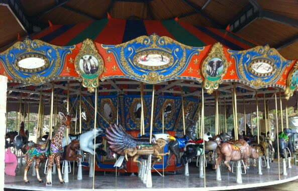 Zootenial Carousel