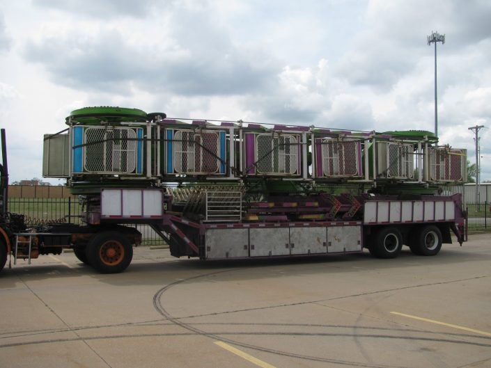 Zipper on Trailer