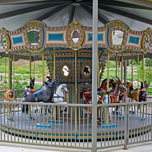 Chance Rides 20ft Carrousel