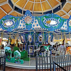 Chance Rides 36ft Carrousel