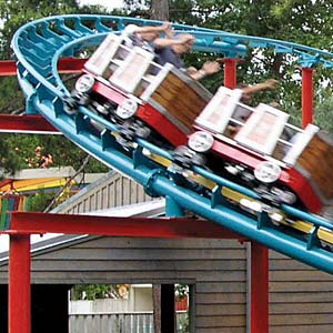 coasters chance rides