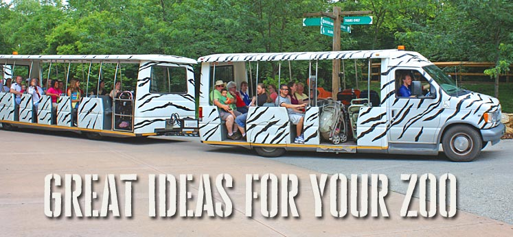 Chance Rides - Great Ideas For Your Zoo