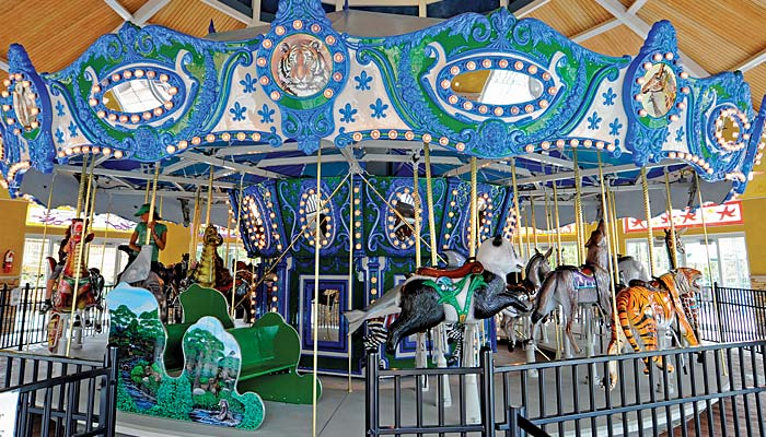 Chance Rides 36ft Carousel