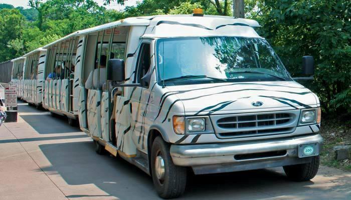 Chance Rides Tramstar LFT
