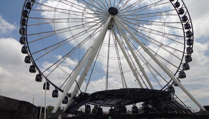 R80 Giant Observation Wheel