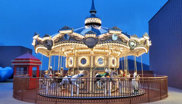 Chance Rides Carousel
