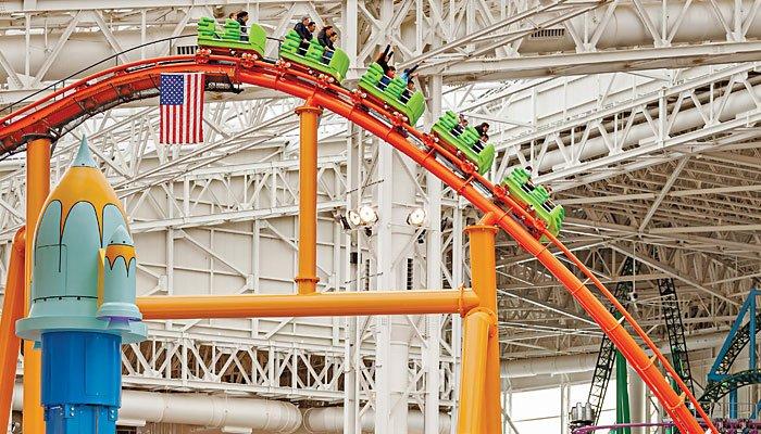Chance Rides Family Coaster