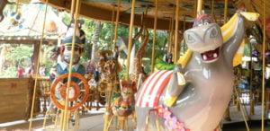Madagascar Carousel Gloria Figure
