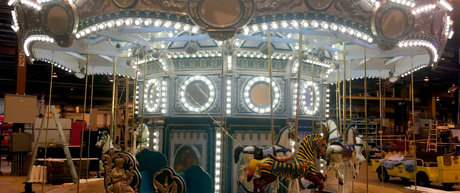 28ft Pacific Carousel