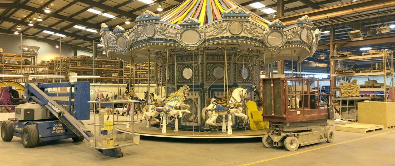 carousel 28ft